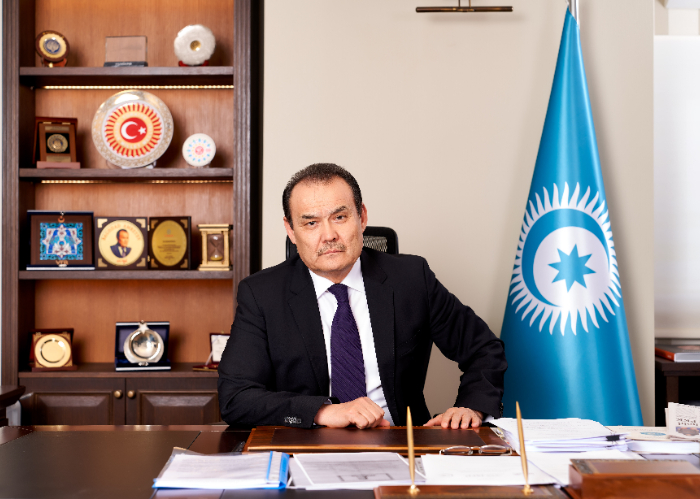 Congratulatory message of the Secretary General of the Turkic Council on the occasion of the Republic Day of Azerbaijan;
