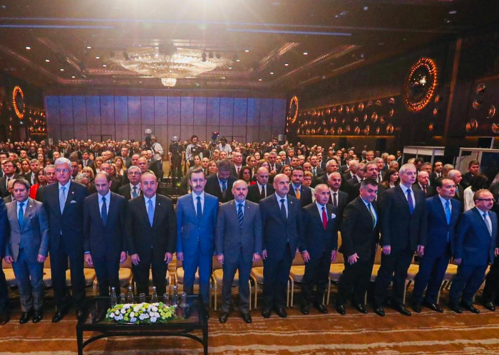 Secretary General attended 11th Ambassadors Conference organized by the Ministry of Foreign Affairs of Turkey in Ankara.