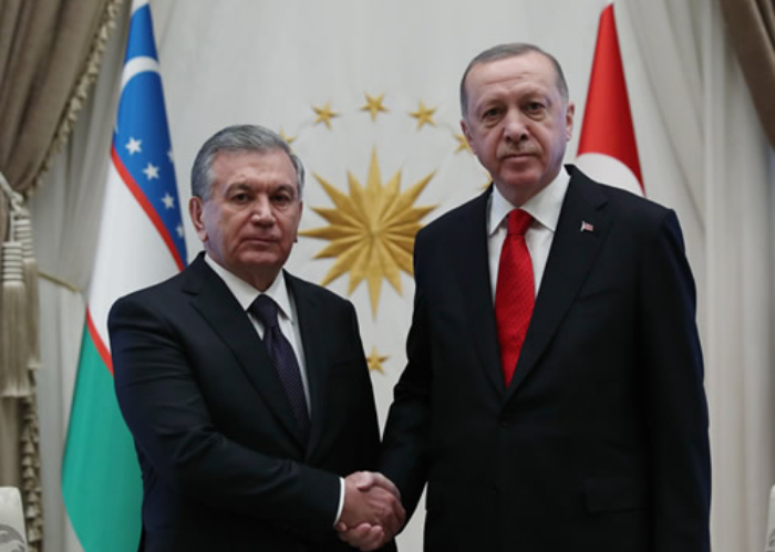 President of Uzbekistan H.E. Shavkat Mirziyoyev paid an official visit to Turkey on February 19-20, 2020.