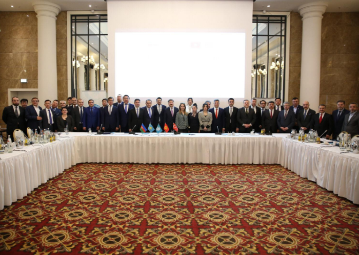 The First Capacity Building Training Program For the Turkic