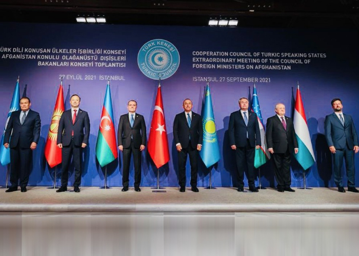 STATEMENT OF THE COUNCIL OF FOREIGN MINISTERS OF THE COOPERTION COUNCIL OF TURKIC SPEAKING STATES ON THE SITUATION IN AGHANISTAN