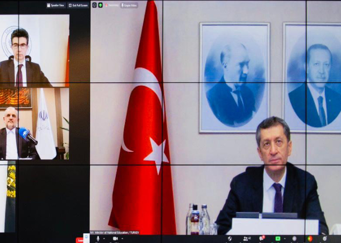 Secretary General of Turkic Council attended the 3rd Meeting of the Board of Trustees of Economic Cooperation Organization (ECO) held via Video-Conference.