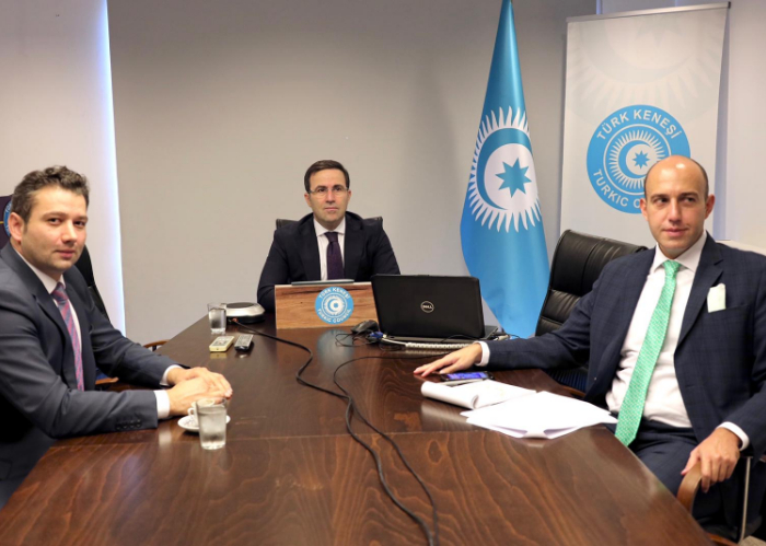 Turkic Council organized Online Training Program on the precautions taken against COVID-19 pandemic