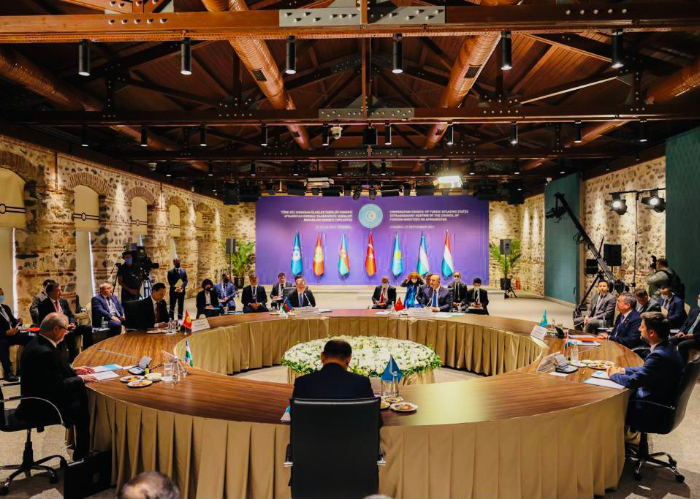 Extraordinary Meeting of Foreign Ministers of the Turkic Council on the situation in Afghanistan convened in Istanbul
