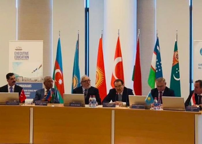 Closing Ceremony of the Turkic Council Junior Diplomats 6th Joint Training Program took place at ADA University in Baku on 22 May 2019.