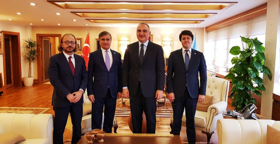 Deputy Secretary General of the Turkic Council Dr. Ömer Kocaman paid a working visit to Ankara.