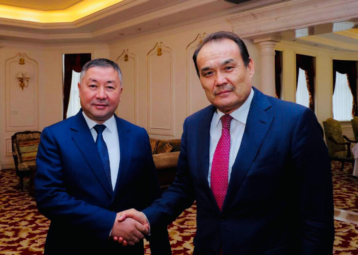 Secretary General of the Turkic Council is on a working visit to Bishkek.