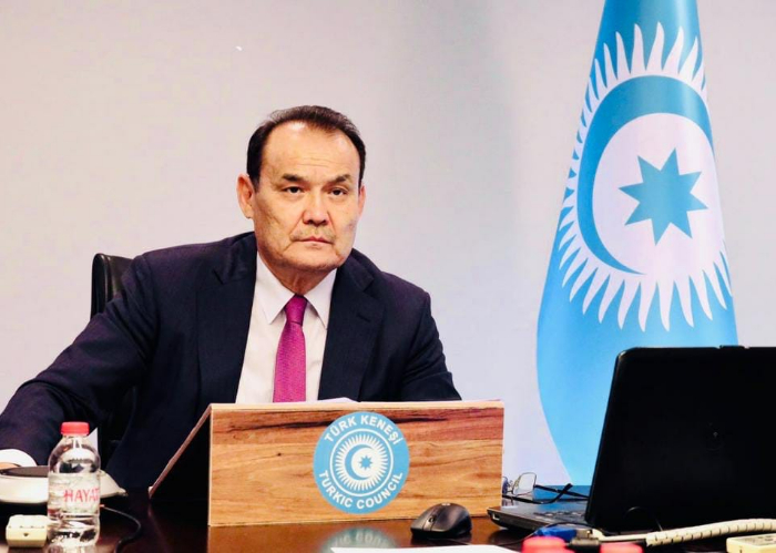 Secretary General of the Turkic Council participated in Tashkent International Conference
