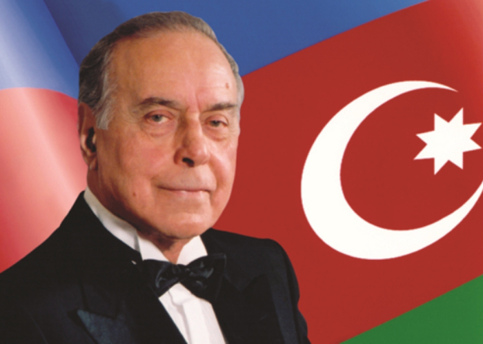 Message of the Turkic Council Secretary General on the occasion of the 97th birth anniversary of National Leader of Azerbaijan, Heydar Aliyev;