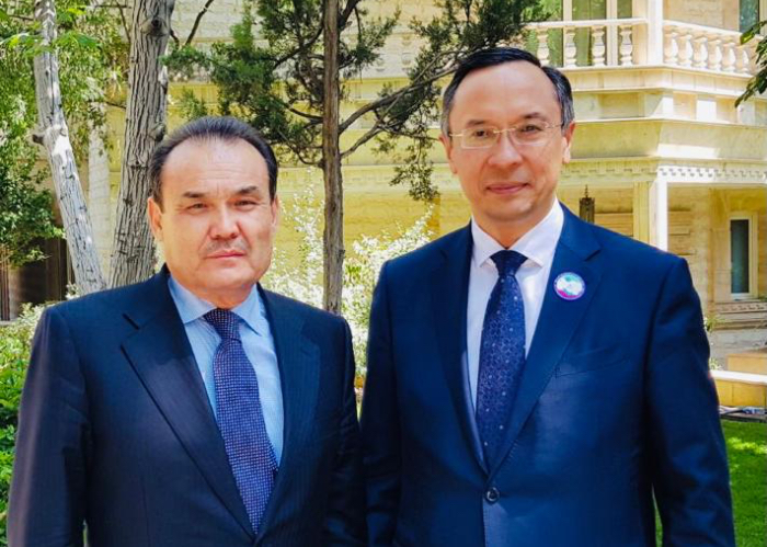 Congratulatory message of the Secretary General of the Turkic Council on the appointment  of Ambassador Kairat Abdrakhmanov as the OSCE High Commissioner on National Minorities