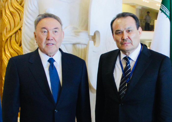 Message of the Secretary General of the Turkic Council to Kazakhstan's First President, H.E. Elbasy Nursultan Nazarbayev
