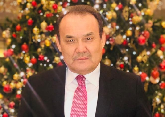 NEW YEAR'S GREETINGS OF THE SECRETARY GENERAL OF THE TURKIC COUNCIL