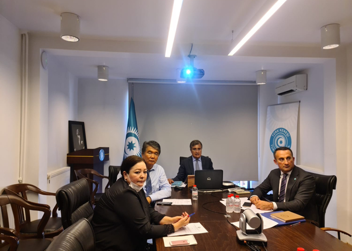 Turkic Council convened 1st Video-Conference Meeting of the Migration Coordination Group of the Turkic Council