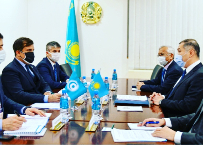 Turkic Council held a meeting in the Kazakh Foreign Ministry