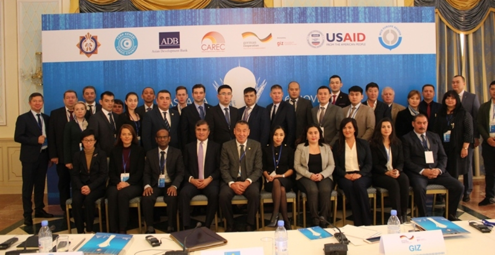 Turkic Council organized International Workshop on Authorized Economic Operator (AEO) in partnership with the State Revenue Committee of the Republic of Kazakhstan, GIZ, USAID, ADB and WCO on 5-6 November 2018 in Astana.