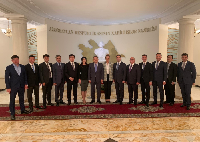 22nd Meeting of the Senior Officials Committee (SOC) of the Turkic Council convened on 3-4 September 2019 in Baku.