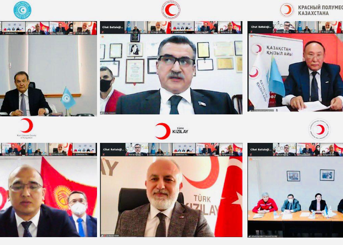 Turkic Council convened the 1st Meeting of the Heads of the Turkic Council Red Crescent Societies