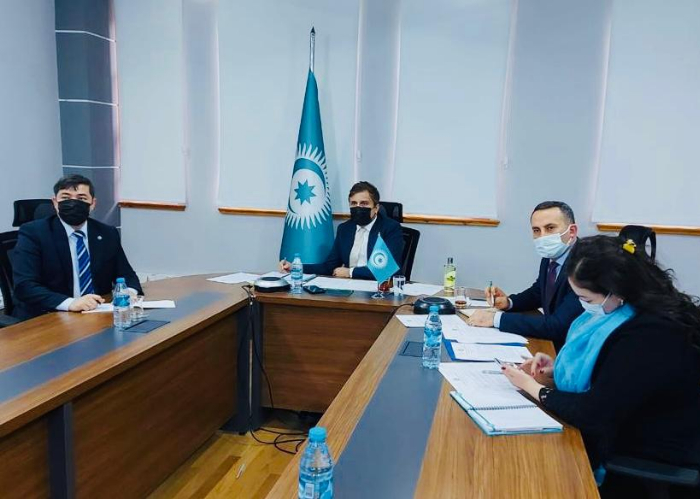 Turkic Council convened the 2nd video-conference Meeting of the Supply Chain Group