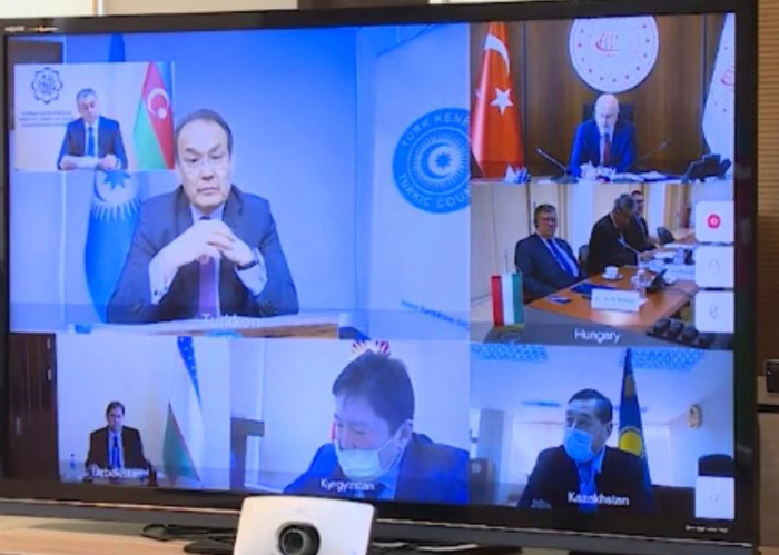 Turkic Council convened the Video-conference meeting of the Ministers of Transport on 30 April 2020