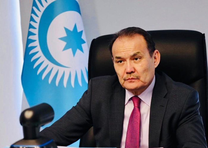 Turkic Council organized a Video-Conference Meeting of the Ministers of Economy and Trade and Heads of Customs Administrations of the Member and Observer States.