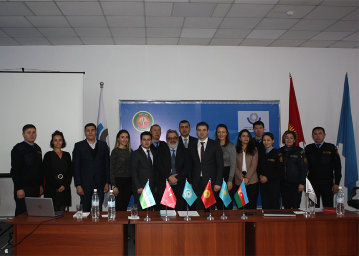 Turkic Council Training Program on Authorized Economic Operator organized in Bishkek.