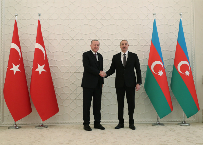 President of the Republic of Turkey H.E. Recep Tayyip Erdoğan pays an official visit to the Republic of Azerbaijan.