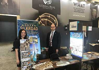 ​Turkic Council promoted the Modern Silk Road Joint Tour Package at the International Berlin Tourism Trade Fair (ITB Berlin) held between 6-10 March 2019 in Berlin.