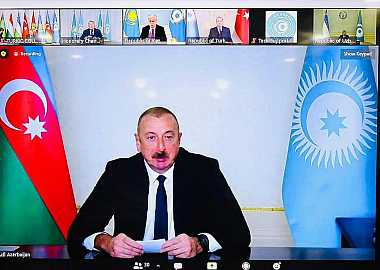 Turkistan Declaration of the Informal Summit of the Cooperation Council of Turkic Speaking States