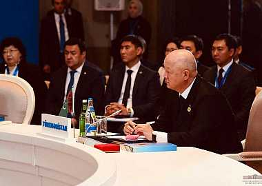 7th Summit of the Turkic Council was held in Baku.