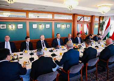 Opening Ceremony of the European Office of the Turkic Council and Meeting of the Foreign Ministers was held in Budapest