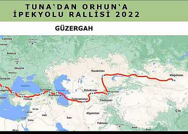 "Turkic Council took part in the meeting ""Turkic States on the 30th Anniversary of their Independence: Silk Road Rally from Danube to Orkhun"""