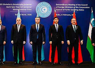 Extraordinary Meeting of Foreign Ministers of the Turkic Council convened in Baku
