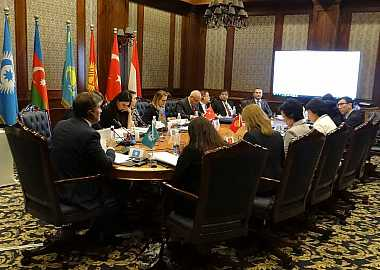 ​Seventh Meeting of the Senior Officials of the Ministries of Education of the Turkic Council held on 14 March 2019 in Bishkek.