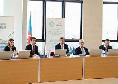 Turkic Council Junior Diplomats 6th Joint Training Program has started in Baku, Azerbaijan on 13 May 2019.