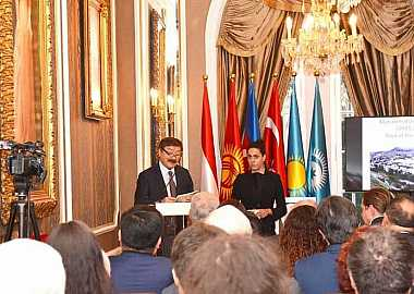 Deputy Secretary General of the Turkic Council Ömer Kocaman participated in the first event held at the European Office od the Turkic Council
