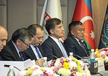 Deputy Secretary General of the Turkic Council Ömer Kocaman attended the 37th Meeting of Permanent Council of TURKSOY and the Closing Ceremony of Osh 2019 – Cultural Capital of Turkic World