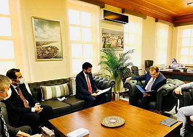Secretary General of the Turkic Council received Afghan Ambassador
