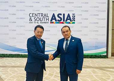 Turkic Council Secretary General met with Executive Director of Conference on Interaction and Confidence Building Measures in Asia (CICA)