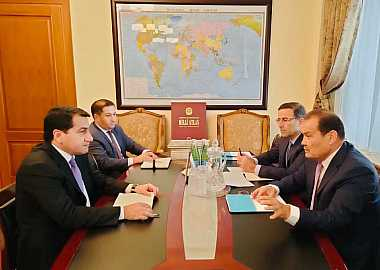 Secretary General of the Turkic Council met with Assistant of the President of the Republic of Azerbaijan