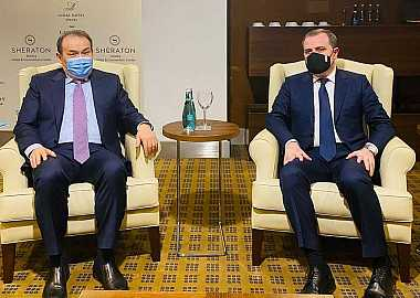 The Secretary General of the Turkic Council met with the Minister of Foreign Affairs of the Republic of Azerbaijan.