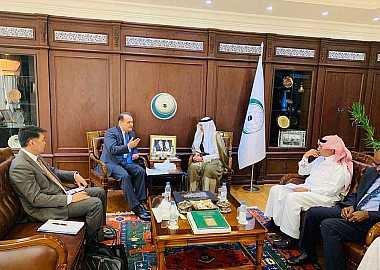 The Secretary General of the Turkic Council Baghdad Amreyev visited Jeddah to hold a series of meetings.