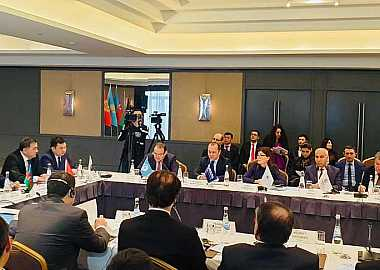 Meeting of the Scientific Council of the Turkic Academy