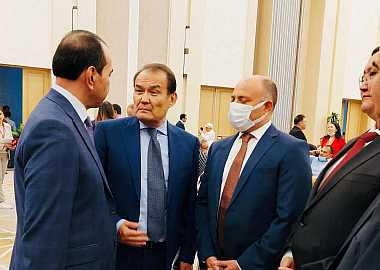 Turkic Council Secretary General took part in the International Forum in Khiva