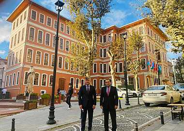 Secretary General of the Turkic Council received the Ambassador of Kazakhstan to Ankara