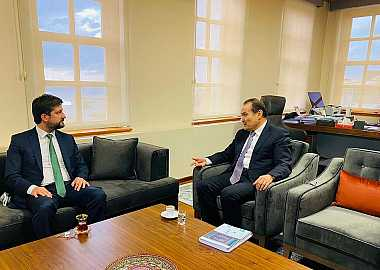 Secretary General of the Turkic Council received the Ambassador of Hungary