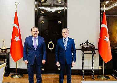 Secretary General of the Turkic Council met with the Vice President of the Republic of Turkey