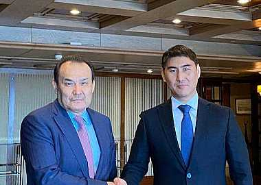 Secretary General of the Turkic Council and the Minister of Foreign Affairs of the Kyrgyz Republic met in Istanbul.