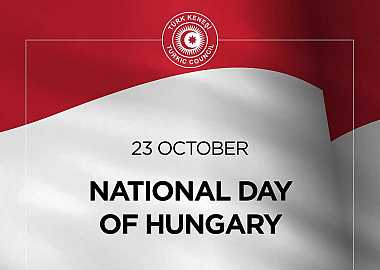 Congratulatory message of the Secretary General of the Turkic Council on the occasion of 23 October National Day of Hungary;