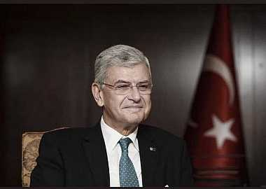Congratulation message of the Secretary General of the Turkic Council on election of Ambassador Volkan Bozkır as the President of the 75th Session of the United Nations General Assembly.