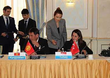 ​The Seventh Meeting of the Heads of Customs Administrations of the Turkic Council convened on 11 March 2019 in Astana.